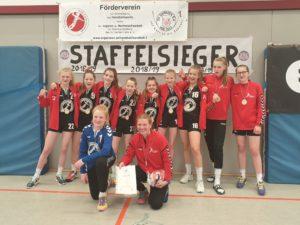 Regionsmeister wJD 2019